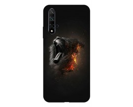 Husa Silicon Soft Upzz Print Huawei Huawei Nova 5T Model Limited Edition 1