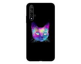 Husa Silicon Soft Upzz Print Huawei Huawei Nova 5T Model My Phone