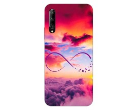Husa Silicon Soft Upzz Print Huawei P Smart Pro 2019 Model Infinity
