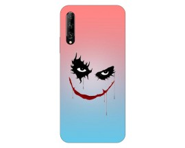 Husa Silicon Soft Upzz Print Huawei P Smart Pro 2019 Model Joker