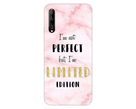 Husa Silicon Soft Upzz Print Huawei P Smart Pro 2019 Model Limited Edition 2
