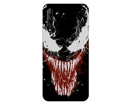 Husa Silicon Soft Upzz Print Huawei P Smart Pro 2019 Model Monster