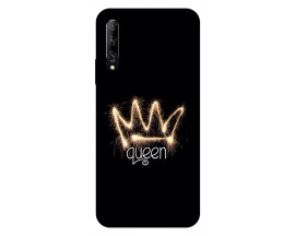 Husa Silicon Soft Upzz Print Huawei P Smart Pro 2019 Model Queen