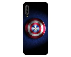 Husa Silicon Soft Upzz Print Huawei P Smart Pro 2019 Model Shield 1