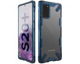 Husa Premium Ringke Fusion X Samsung Galaxy S20+ Plus Space Blue