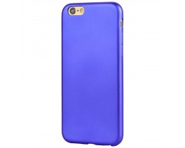 Husa Lux Soft Silicon Mixon iPhone 6 6s Plus Blue