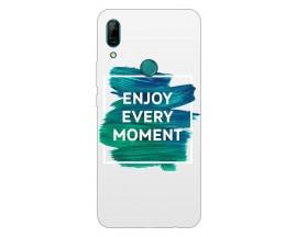 Husa Silicon Soft Upzz Print Huawei P Smart Z Model Enjoy