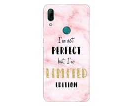Husa Silicon Soft Upzz Print Huawei P Smart Z Model Limited Edition 1