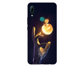Husa Silicon Soft Upzz Print Huawei P Smart Z Model Queen