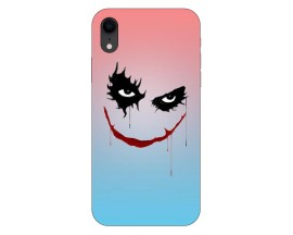 Husa Silicon Soft Upzz Print iPhone Xr Model Joker
