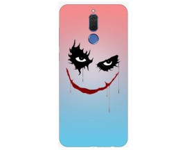 Husa Silicon Soft Upzz Print Huawei Mate 10 Lite Model Joker