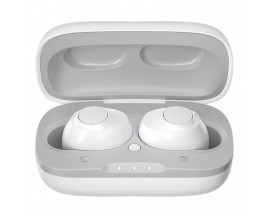 Casi Handsfree Earbuds WK Design True Wireless Blutooth 5.5 Albe