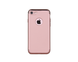 Husa 3in1 Joyroom Luxury iPhone 7 Rose Gold