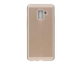 Husa Lux Hard Ultra Slim Air-up Samsung J6 2018 Gold