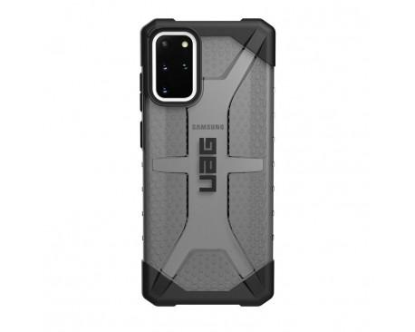 Husa Premium Originala Uag Armor Plasma Pentru Samsung Galaxy S20 , Ash- Negru Transparent