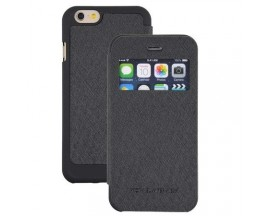 Husa Flip Cover Goospery Mercury iPhone 6S Plus 6 Plus Negru