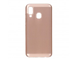 Husa Lux Hard Ultra Slim Upzz Air-up Samsung M20 Rose Gold