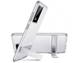 Husa Premium Ultra Slim Esr Air Shield Boost Samsung Galaxy S20 Ultra Silicon Transparenta