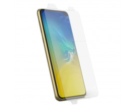 Folie Silicon Premium Full Cover Dual Easy Film Ringke Samsung Galaxy S10e Transparenta-2 Bucati In Pachet