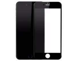 Folie Sticla Full Cover 3d Premium Baseus Soft Edge iPhone 7 Plus sau 8 Plus Negru