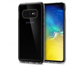 Husa Premium Originala Spigen Ultra Hybrid Galaxy S10 Lite Silicon Transparenta