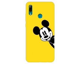 Husa Silicon Soft Upzz Print Huawei P Smart 2019 Model Cartoon