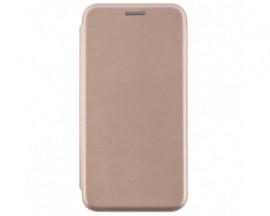 Husa Flip Carte Cu Magnet Lux Upzz Samsung A51 Gold