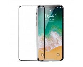 Folie Premium Baseus 3D Full Cover Pentru Iphone 11 pro / iphone Xs Cu Adeziv Pe Toata Suprafata-SGAPIPHX-KC01