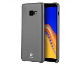 Husa Spate Originala Duxducis Skin Lite Samsung Galaxy J4+ 2018 Piele Negru