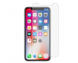 Folie Sticla Securizata Upzz Glass iPhone X / Xs ,duritate 9h ,transparenta