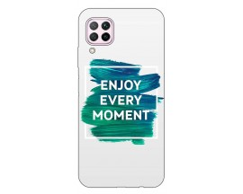 Husa Silicon Soft Upzz Print Huawei P40 Lite Model Enjoy
