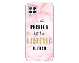Husa Silicon Soft Upzz Print Huawei P40 Lite Model Limited Edition1