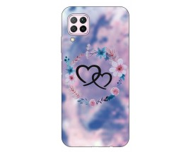 Husa Silicon Soft Upzz Print Huawei P40 Lite Model Love