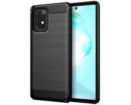 Husa Spate Upzz Carbon Pro Samsung Galaxy S10 Lite Negru