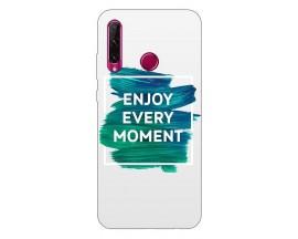 Husa Silicon Soft Upzz Print Huawei P40 Lite E Model Enjoy