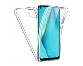 Husa 360 Grade Protectie Completa Upzz Protect Huawei P40 Lite ,silicon ,transparenta