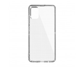 Husa Silicon Anti Shock Upzz Jelly Huawei P40 Lite , Transparenta, Rezistenta la Socuri ,2mm Grosime