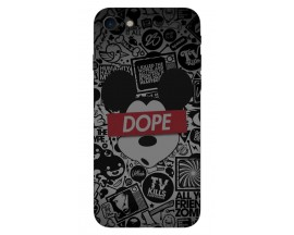 Husa Silicon Soft Upzz Print iPhone Se 2 ( 2020 ) ,model Dope