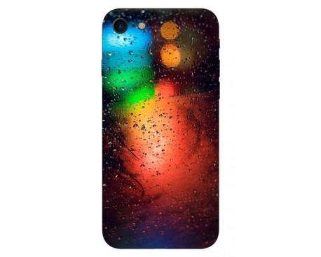 Husa Silicon Soft Upzz Print IPhone Se 2 ( 2020 ) ,Model Multicolor