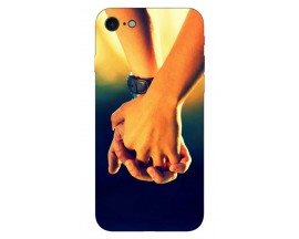 Husa Silicon Soft Upzz Print IPhone Se 2 ( 2020 ) ,Model Together