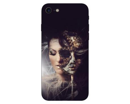 Husa Silicon Soft Upzz Print IPhone Se 2 ( 2020 ) ,Model Carnaval