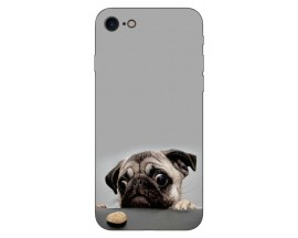 Husa Silicon Soft Upzz Print IPhone Se 2 ( 2020 ) ,Model Dog