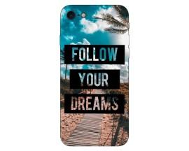 Husa Silicon Soft Upzz Print IPhone Se 2 ( 2020 ) ,Model Dreams