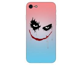 Husa Silicon Soft Upzz Print IPhone Se 2 ( 2020 ) ,Model Joker