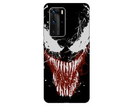 Husa Silicon Soft Upzz Print Huawei P40 Pro Model Monster