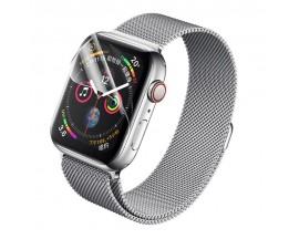 Folie Protectie Ecran Rock Hydrogel Compatibil Cu Apple Watch 4/5 (40mm), 2 Bucati