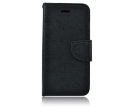 Husa Flip Carte Fancy Book iPhone 7 Negru