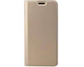 Husa Flip Cover Premium Duxducis Skinpro Samsung Galaxy A71, Gold