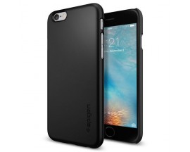 Husa Premium Originala Spigen Thin Fit iPhone 6 / 6s ,Negru
