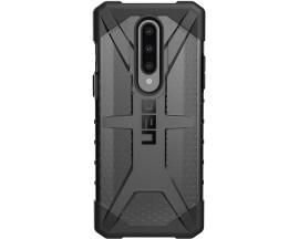 Husa Premium Originala Uag Plasma OnePlus 8 ,Negru Transparent